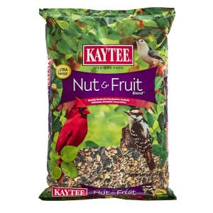 Kaytee Nut & Fruit Blend Food 6ea/5 lb