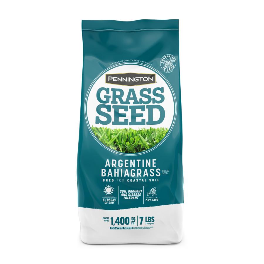 Pennington Argentine Bahiagrass Grass Seed 4ea/7 lb