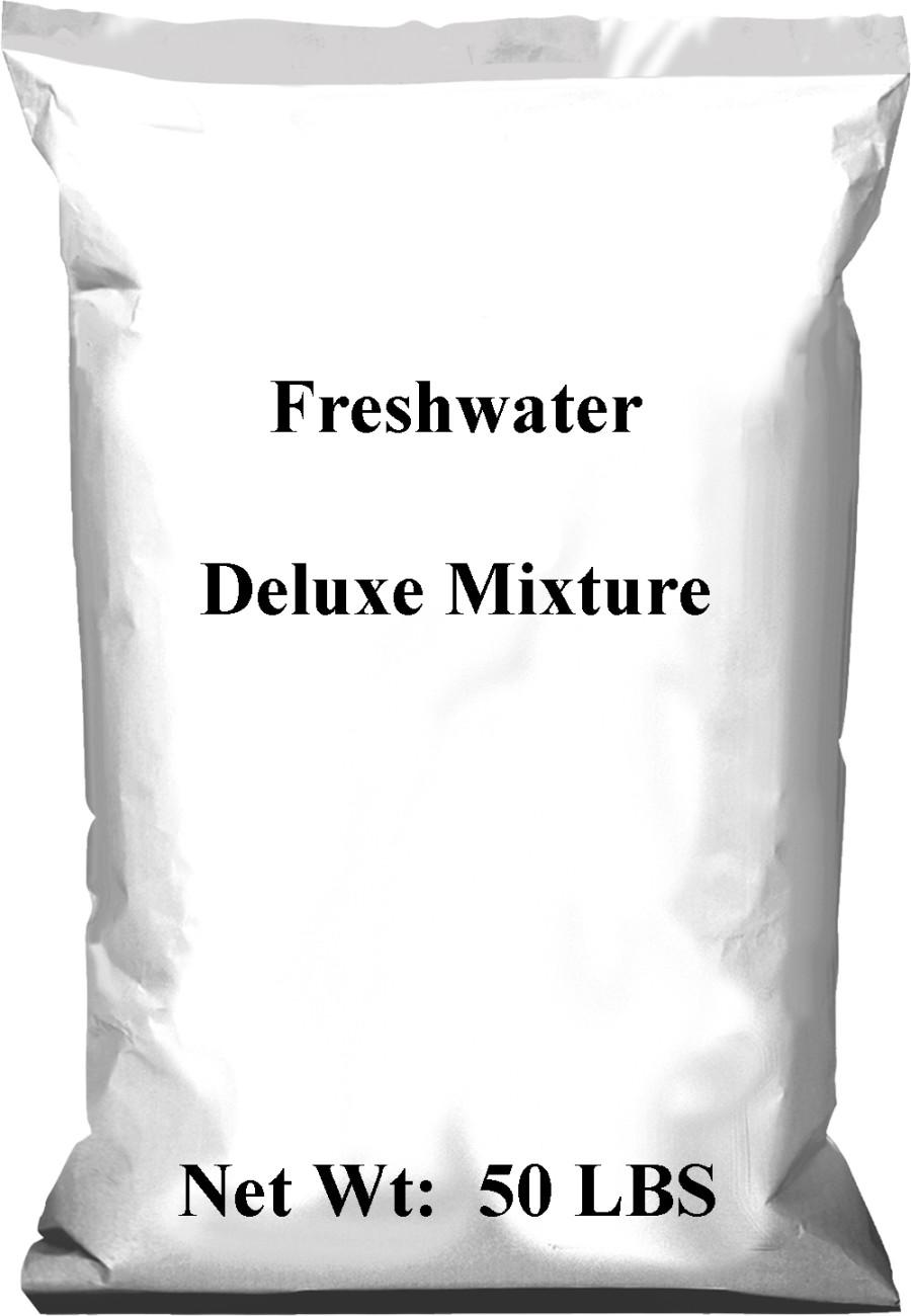 Pennington Freshwater Deluxe Mixture 1ea/50 lb