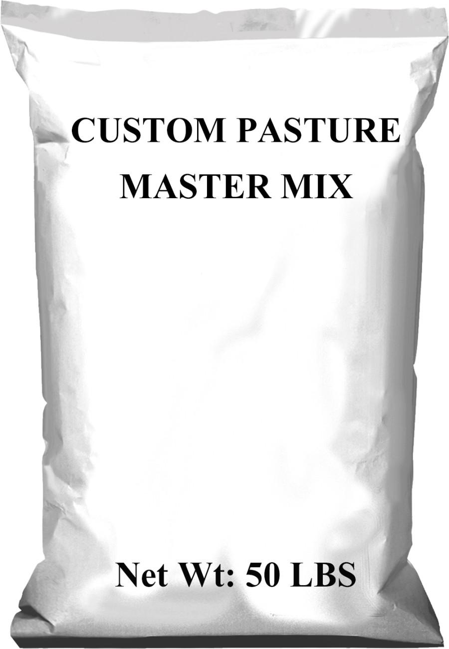 Pennington Custom Pasture Master Mix 1ea/50 lb