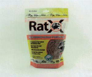 RatX & MouseX 108 Count Display 1ea/4Pk 1 lb