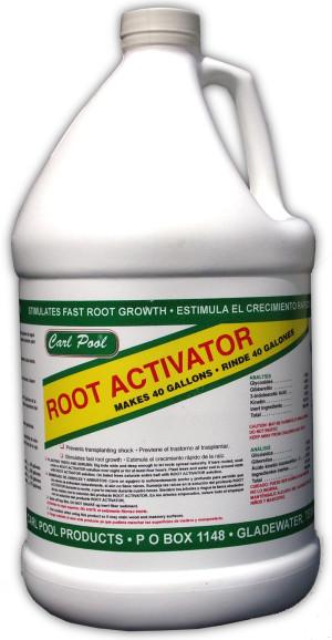 Carl Pool Root Activator 4ea/1 gal