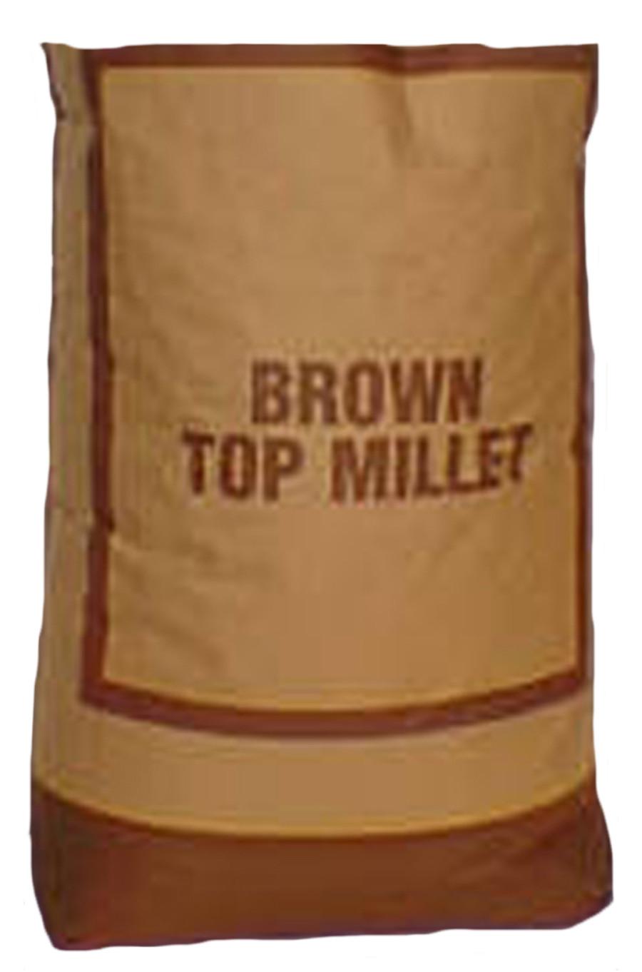 Pennington Brown Top Millet 1ea/50 lb