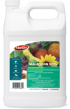 Control Solutions 57% Malathion Insecticide Concentrate 4ea/1 gal