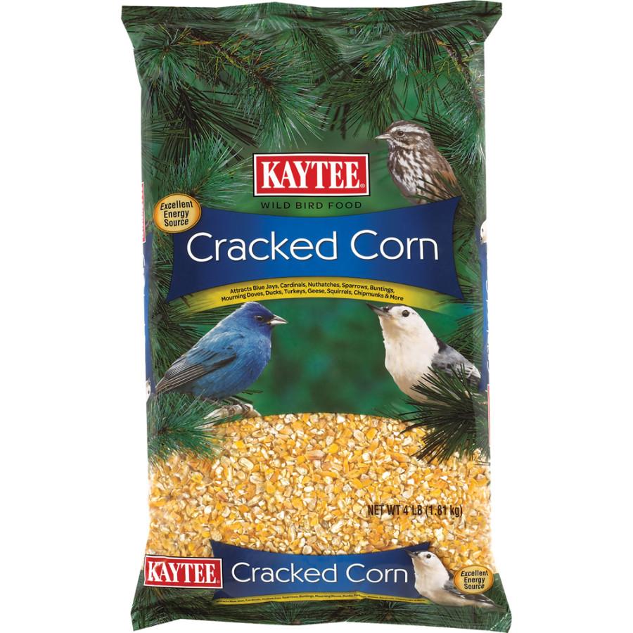 Kaytee Cracked Corn Wild Bird Food 10ea/4 lb