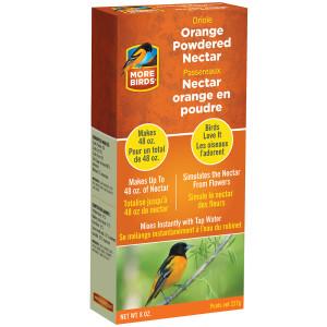 Classic Brands More Birds® Oriole Nectar Powder Concentrate Orange 24ea/8 oz