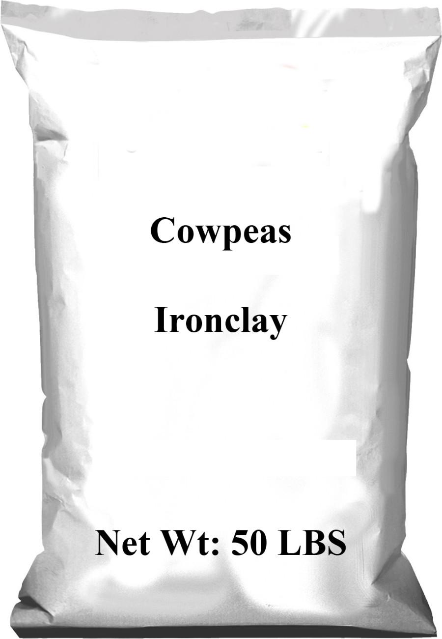 Pennington Cowpeas Ironclay 1ea/50 lb