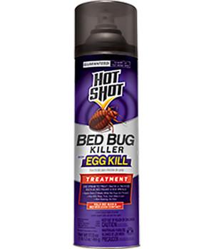 Hot Shot Bed Bug Killer with Egg Kill 12ea/17.5 oz