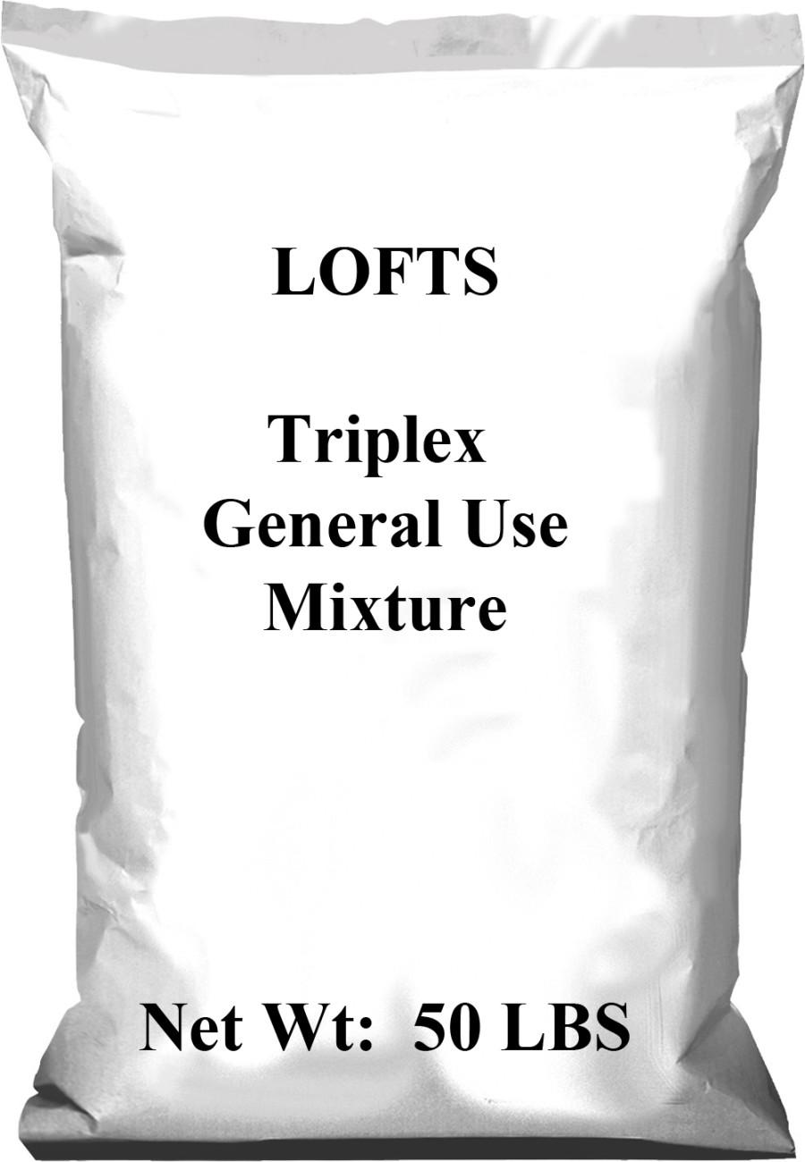 Pennington Lofts Triplex General Use Mixture 1ea/50 lb