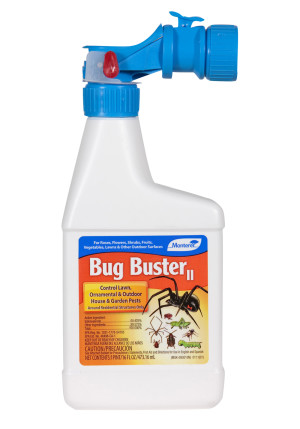 Monterey Bug Buster II Insecticide Ready To Spray 12ea/16 oz