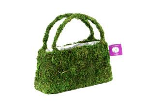 Supermoss Beaumont Purse Large Fresh Green 12ea/Large