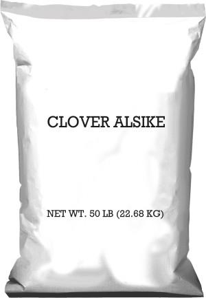 Pennington Clover Alsike 1ea/50 lb