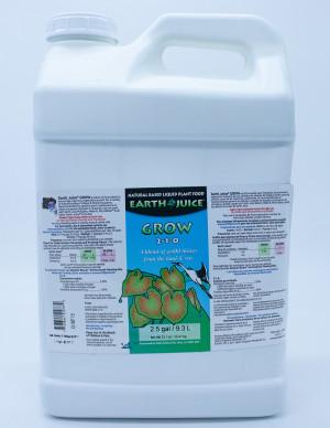 Earth Juice Grow 2-1-0 Rock Phosphate 2ea/2.5 gal