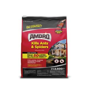 Amdro Kills Ants & Spiders Granules 6ea/3 lb
