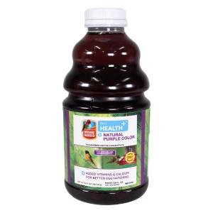 Classic Brands More Birds® Bird Health+™ Natural Liquid Concentrate Nectar Purple 6ea/32 oz