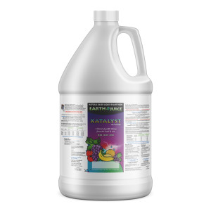 Earth Juice Xatalyst Natural Liquid Plant Food 4ea/1 gal