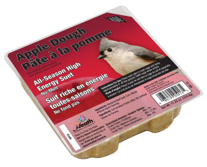 Heath Outdoor Products Apple Dough Suet Cake 12ea/11.25 oz