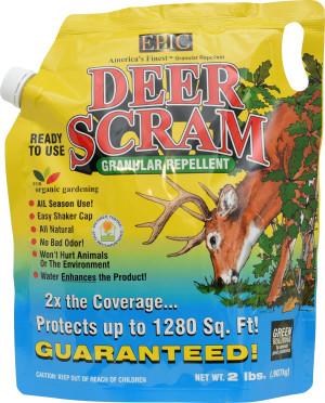 Enviro Deer Scram Bag 6ea/2 lb