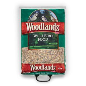 Kaytee Woodlands Food 1ea/20 lb