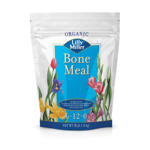 Lilly Miller Bone Meal Bag Organic 6-12-0 12ea/4 lb