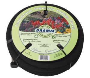 Dramm ColorStorm™ Soaker Hose Black 6ea/5/8Inx50 ft