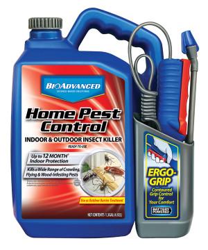 BioAdvanced Home Pest Control Power Sprayer 4ea/1.3 gal