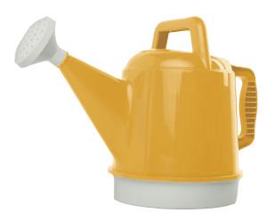 Bloem Deluxe Watering Can Earthy Yellow 6ea/2.5 gal