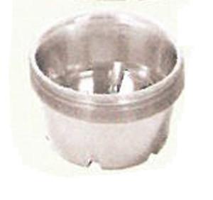 Bond Deep Dish Plastic Saucer