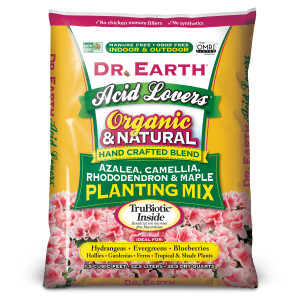 Dr. Earth Acid Lovers Azalea, Camellia, Rhododendron & Maple Planting Mix 60ea/1.5Cuft