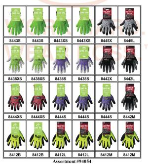 Boss 168 Pair Glove Display 1ea