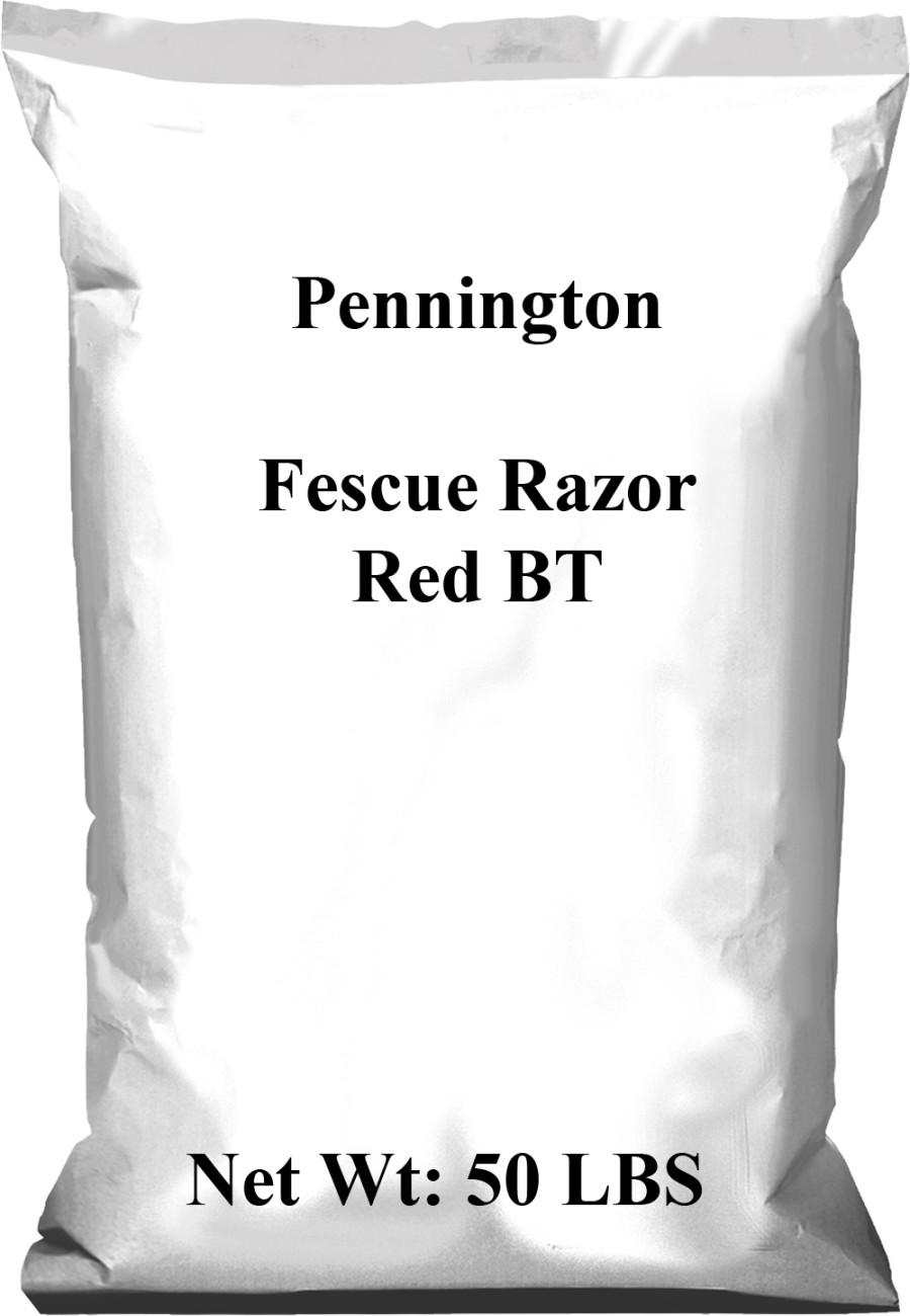 Pennington Fescue Razor Red BT 1ea/50 lb