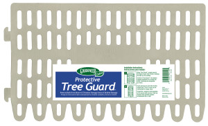 Dalen Gardeneer Protective Tree Guard Brown 30ea/8Inx13-3/4 in