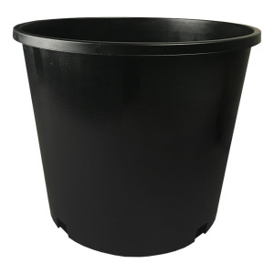 Calipot Grower Pot Black 1ea/3 gal
