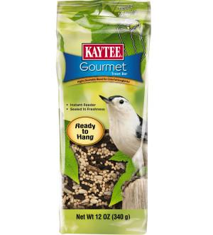 Kaytee Gourmet Treat Bar Instant Bird Feeder 12ea/12 oz