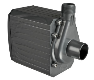 Danner Pondmaster Pond-Mag Magnetic Drive Water Pump Black 2ea/950 GPH, 18Ft Cord