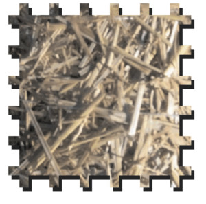 Erosion Tech ETRS-1 Erosion Control Blanket Single-Net Straw Green 1ea/7.5Ftx120 ft