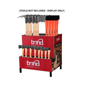 Bond Striking Tool Display Rack Only 1ea/One Size