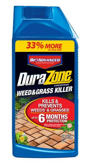 BioAdvanced Durazone Weed & Grass Killer Concentrate 8ea/32 oz