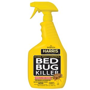 Harris Bed Bug Killer Ready To Use 12ea/32 oz