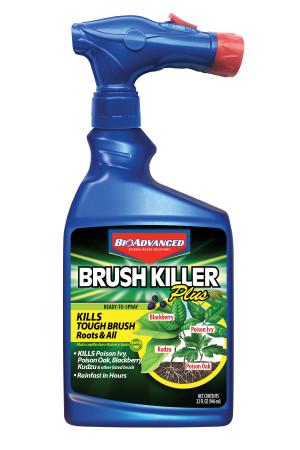 BioAdvanced Brush Killer Plus Ready to Spray 8ea/32 oz