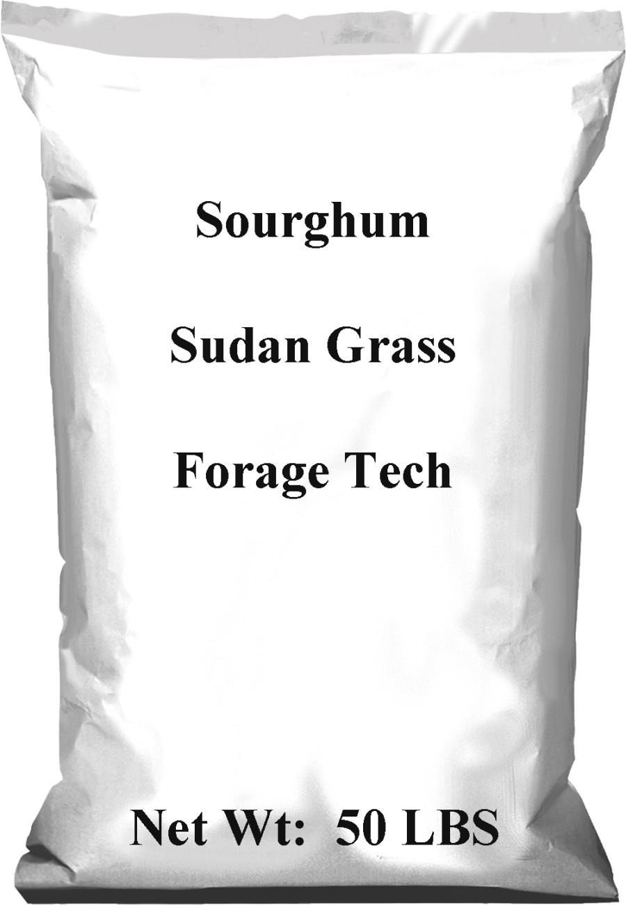 Pennington Sourghum Sudan Grass Forage Tech 1ea/50 lb