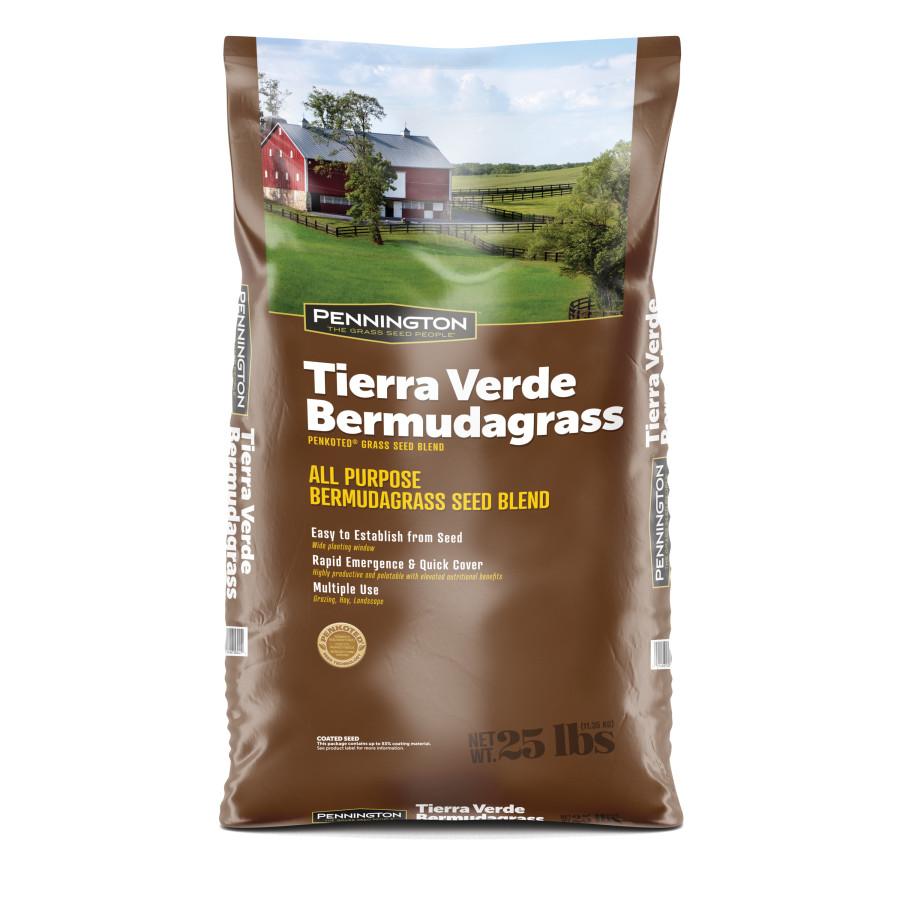 Pennington Bermuda Tierra Verde Seb 1ea/25 lb