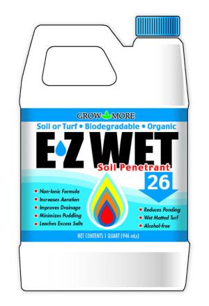Grow More EZ Wet Soil Penetrant 26 Organic