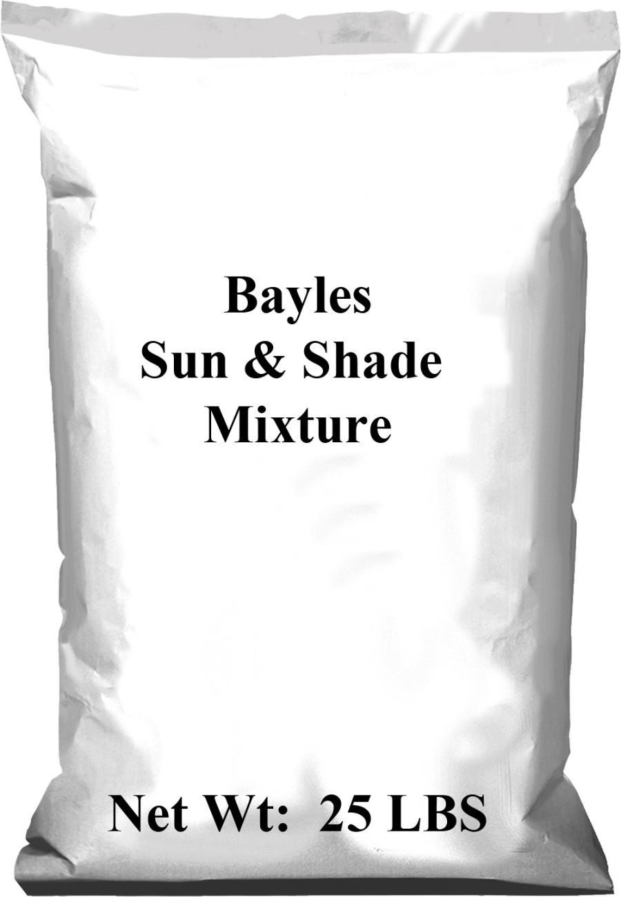 Pennington Bayles Sun & Shade Mix 1ea/25 lb