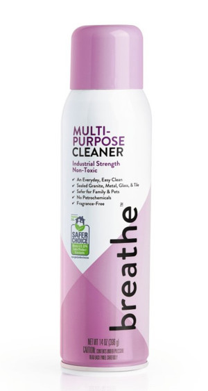 Breathe Multi-Purpose Cleaner Aerosol 6ea/14 oz