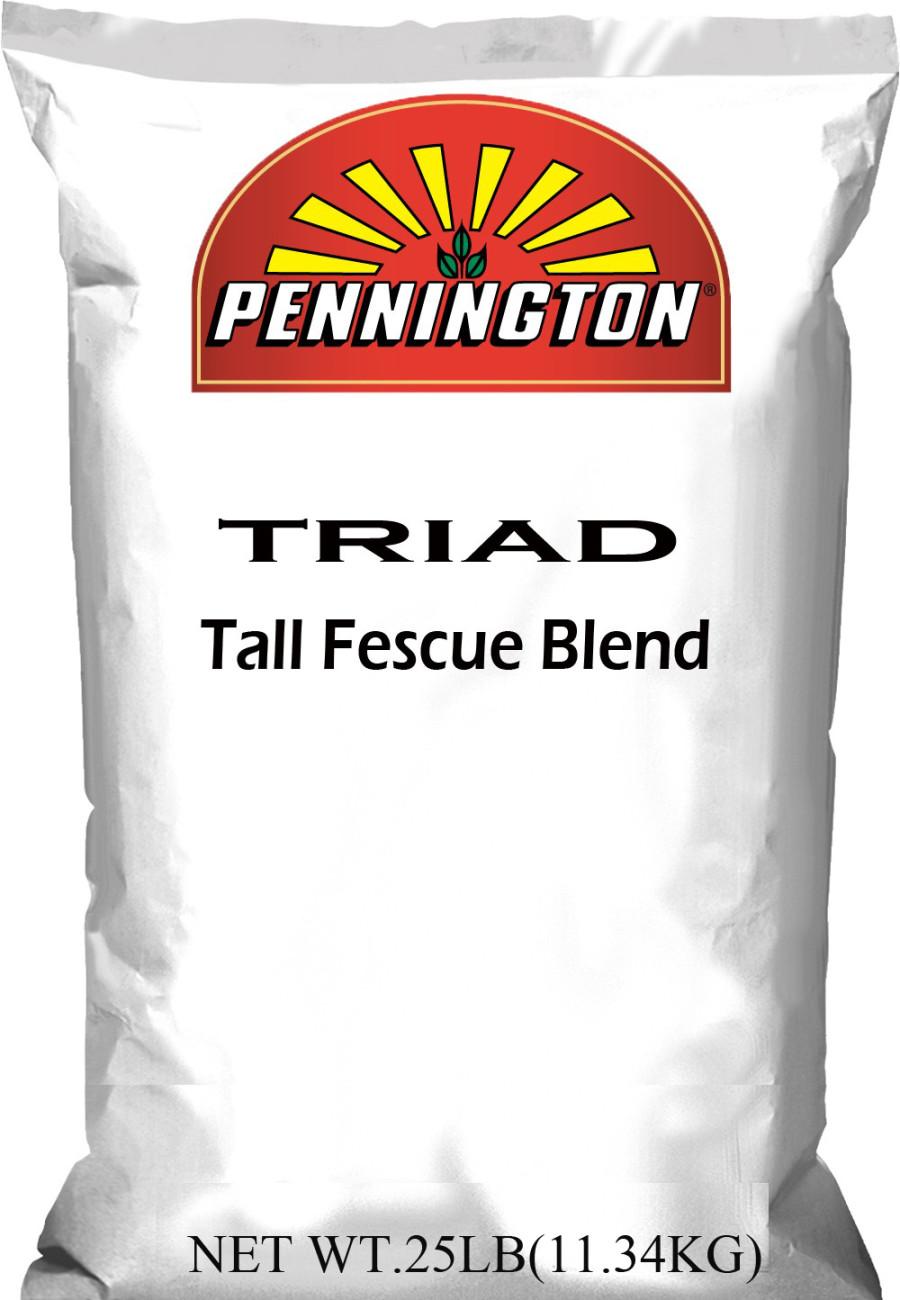 Pennington Tri Fescue Tall Fescue Blend 1ea/25 lb