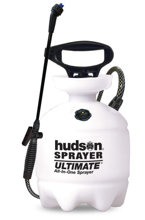 Hudson Ultimate All-In-One Pump Sprayer White 1ea/1 gal