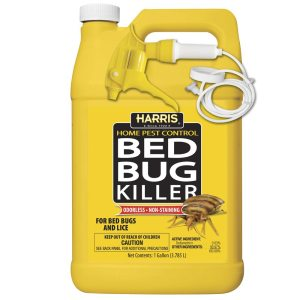 Harris Bed Bug Killer Ready To Use 4ea/1 gal