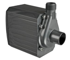 Danner Pondmaster Pond-Mag Magnetic Drive Water Pump Black 2ea/1800 GPH, 18Ft Cord
