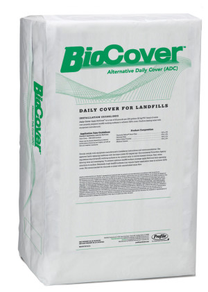 Profile BioCover Alternative Daily Cover for Landfills Green 1ea/50 lb